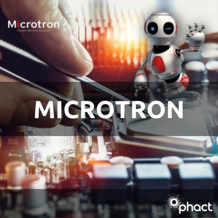 Microtron IoT Platform by Phact