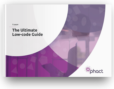 The Ultimate low-code guide by Phact