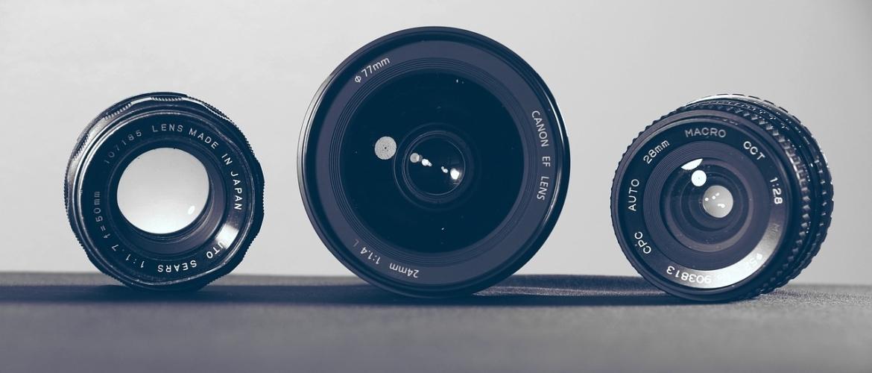 Lenzen – Welke lenzen zijn het beste voor jouw spiegelreflexcamera?