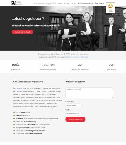 Sapadvocaten.nl