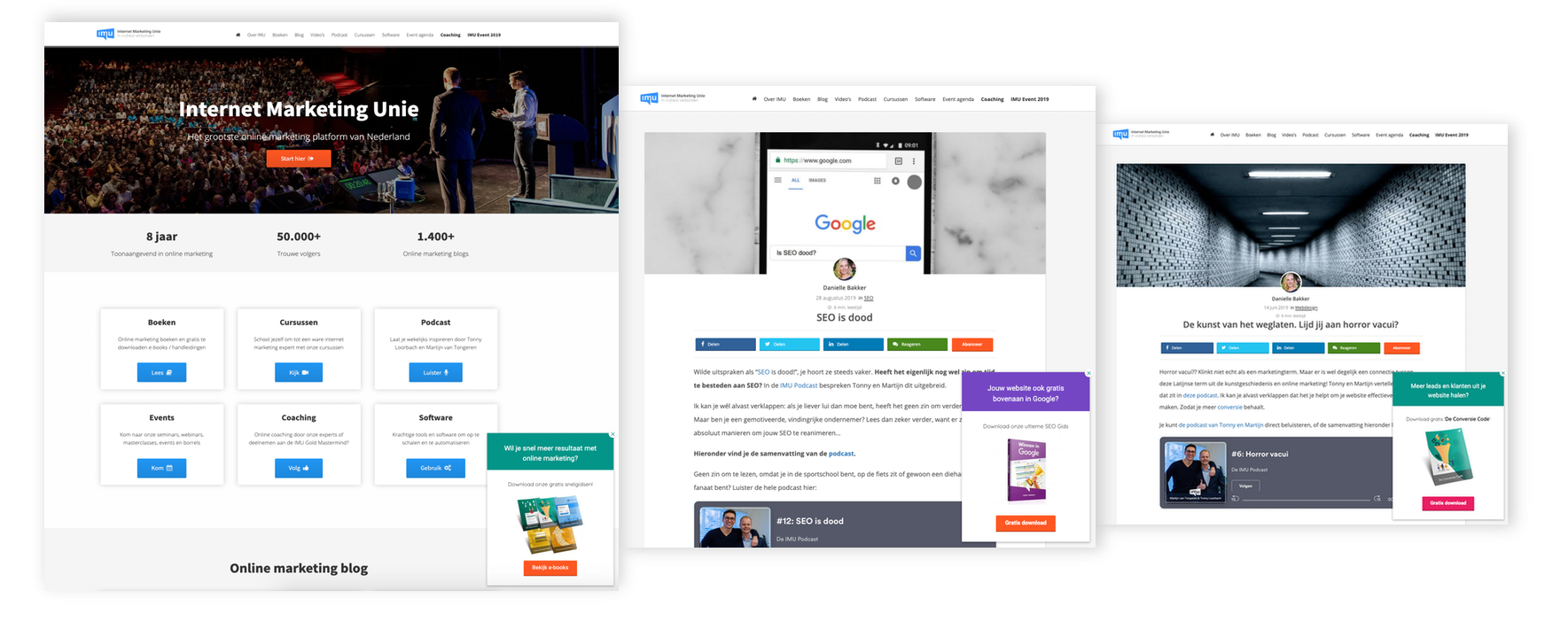 Conversie tools voor meer opt-ins en leads