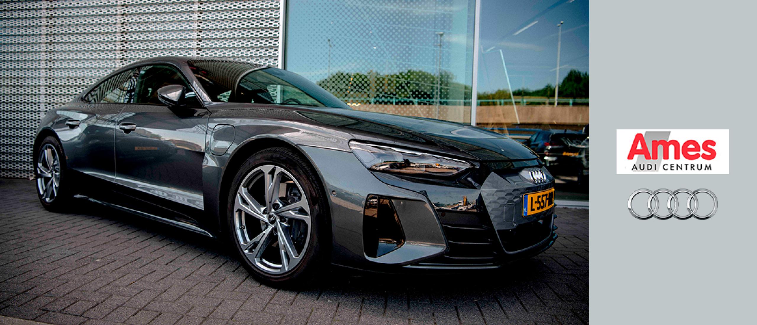 Reportage Ames Audi Centrum Dordrecht