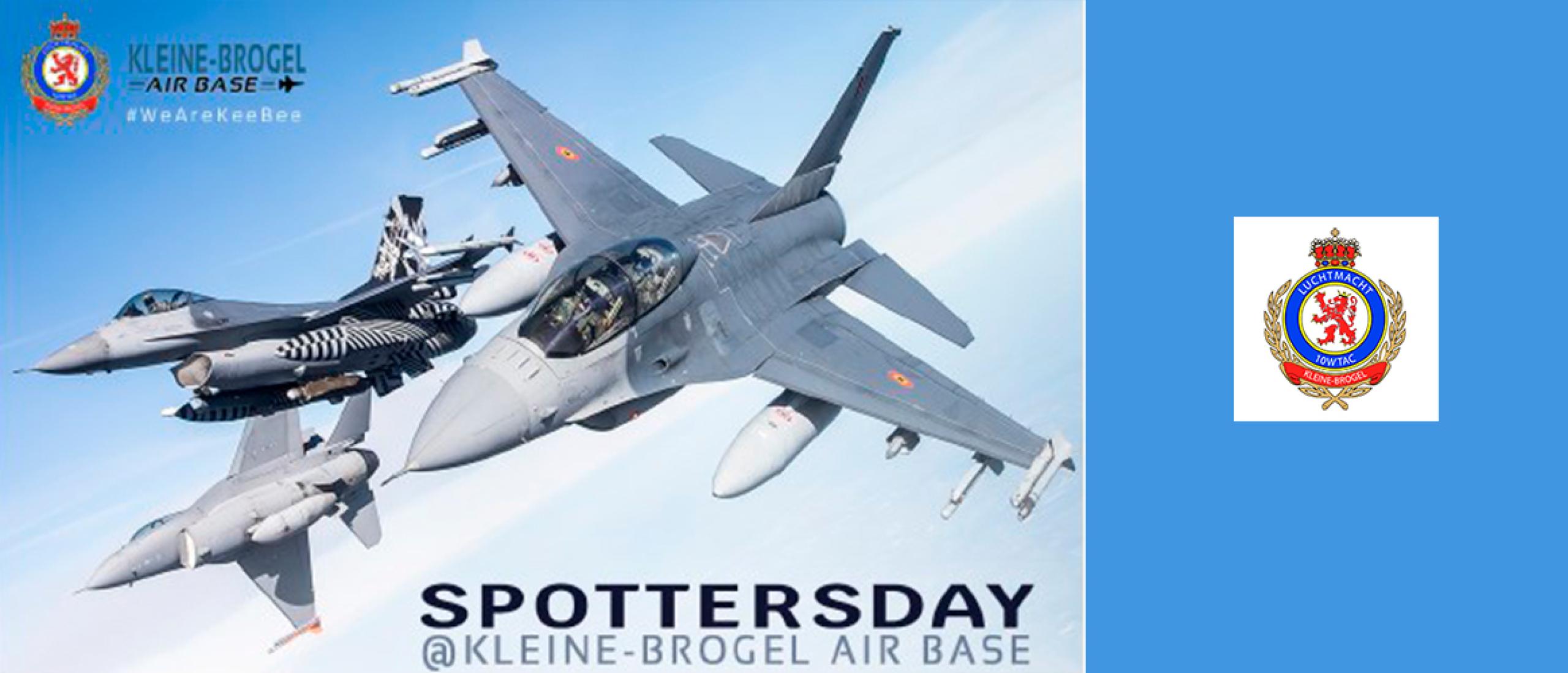 Belgian Airforce Days 2019