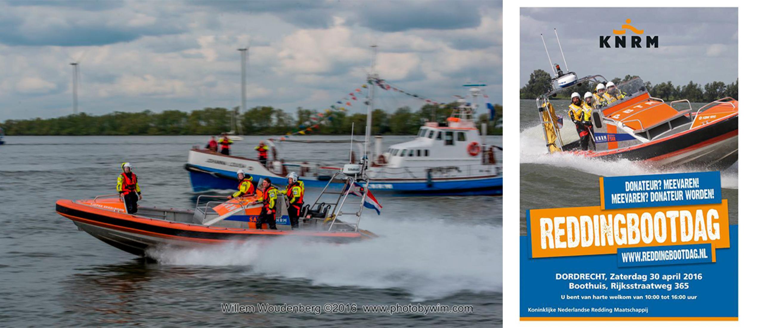 KNRM Reddingbootdag