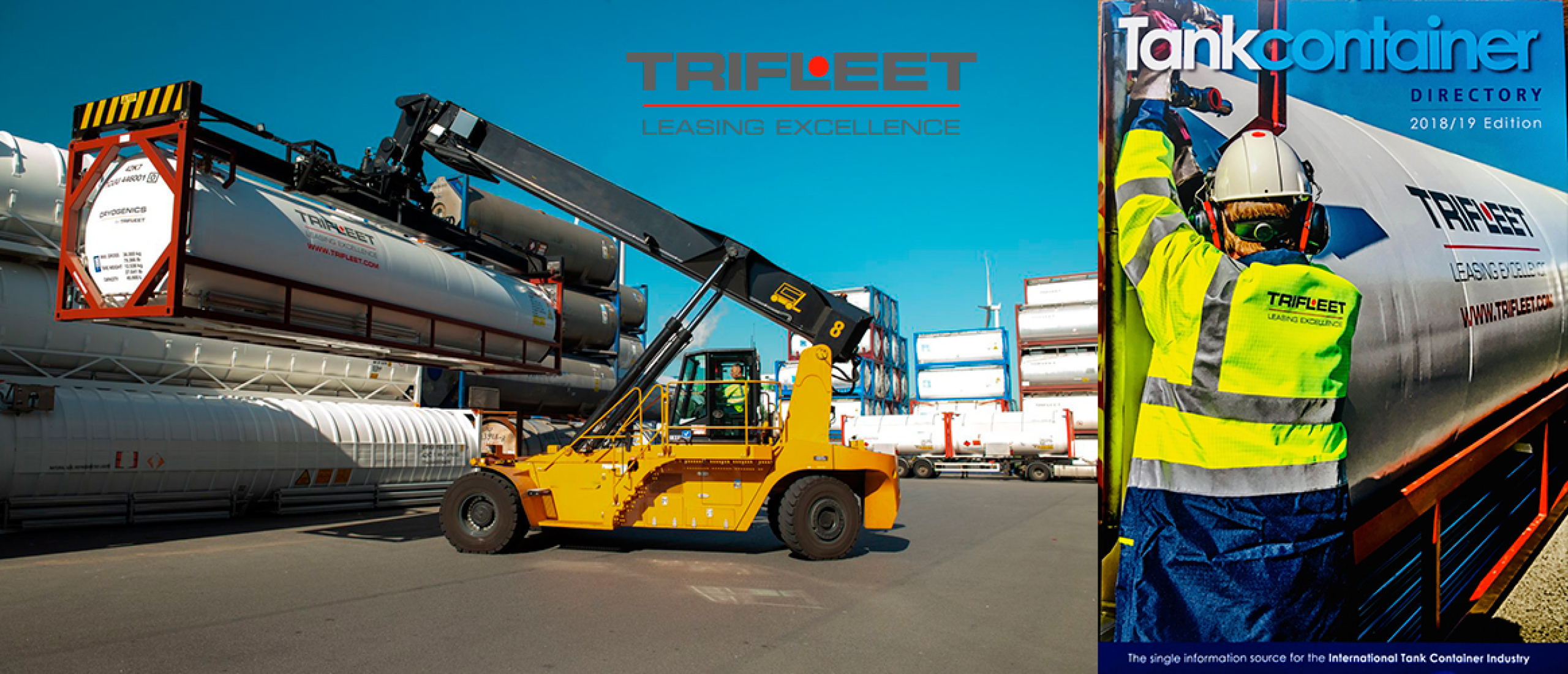 LNG Containers TRIFLEET