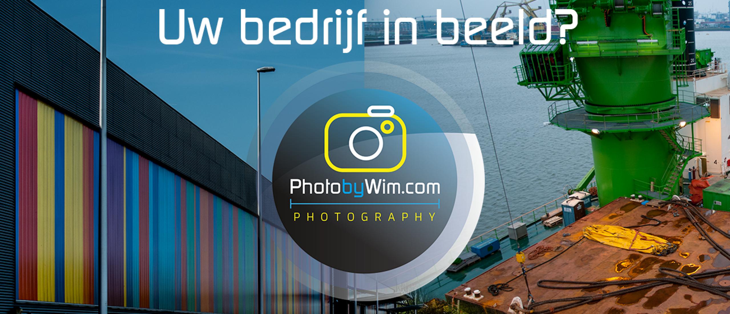 VERNIEUWDE WEBSITE www.photobywim.com