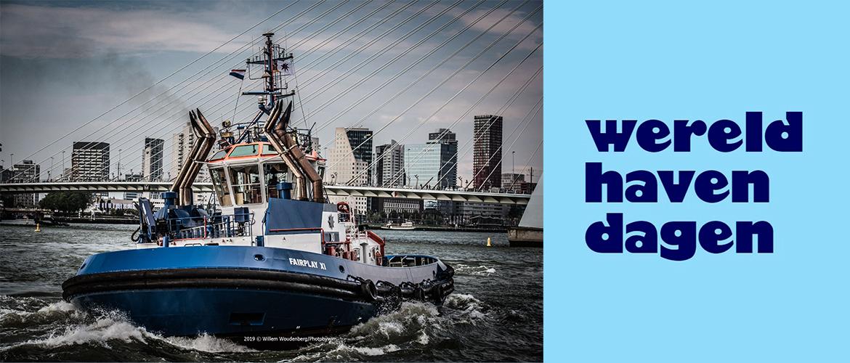 Wereld Havendagen Rotterdam 2019