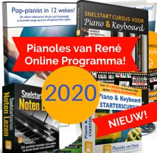 pianoles van rene compleet lesprogramma