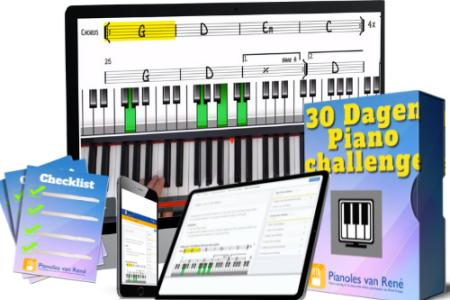 30 dagen Piano Challenge