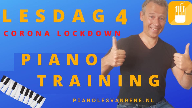 corona lockdown live pianotrainingen