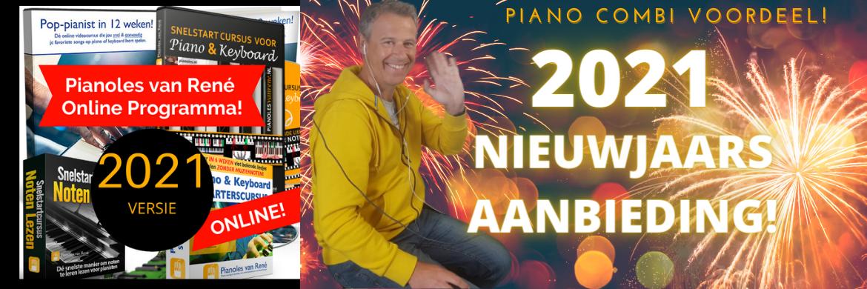 2021 nieuwjaarsaanbieding