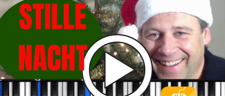 Stille Nacht Piano Tutorial