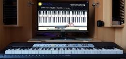 online pianoles volgen bij Rene Knops