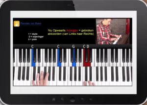Online Pianoles piano leren spelen cursus voor beginners