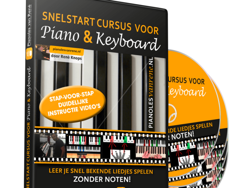 pianoles voor beginners