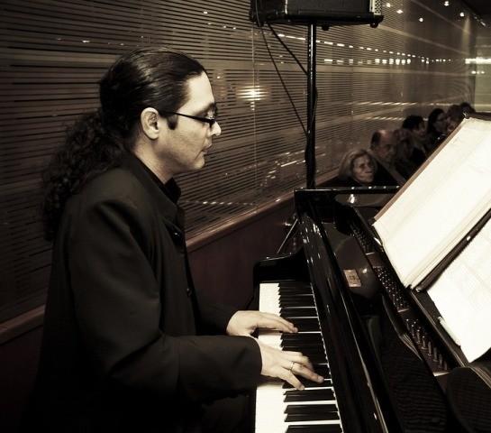 Concert op piano