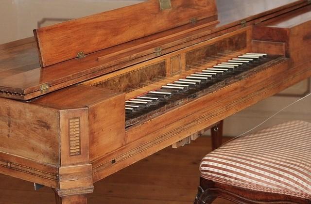 Geschiedenis piano