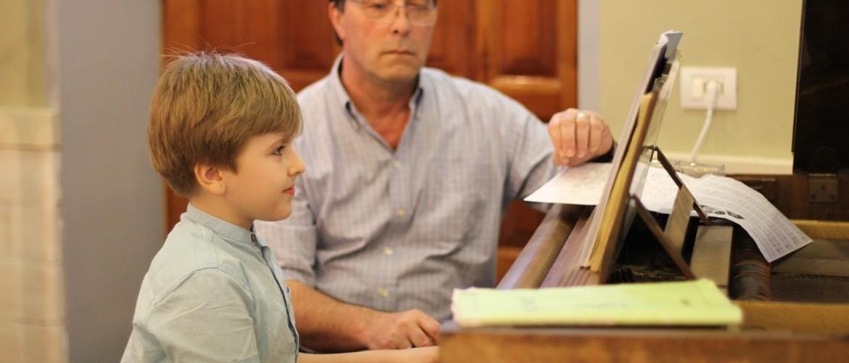 Je eerste pianoles, dit ga je leren