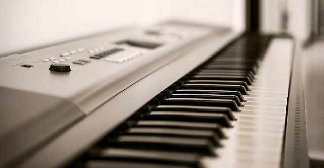 aanslaggevoelig keyboard
