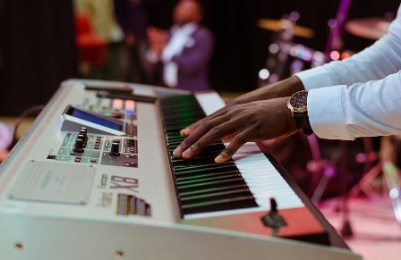 Keyboard spelen minder stress