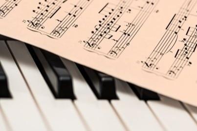 Nieuw muziekstuk instuderen