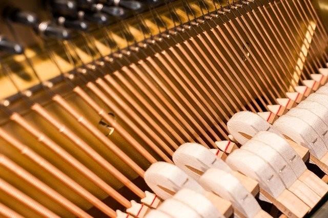 Technisch onderhoud piano