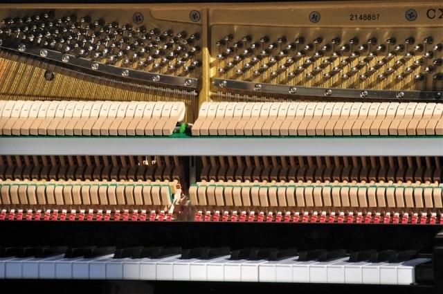 Zelf piano stemmen