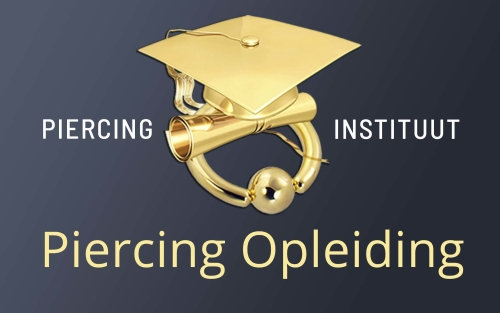 piercing opleiding