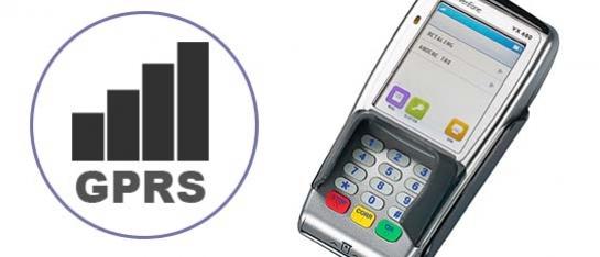 Verifone x680 GPRS mobiele pinautomaat - CCV Mobile GPRS