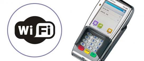 Verifone x680 WiFi mobiele pinautomaat - CCV Mobile GPRS