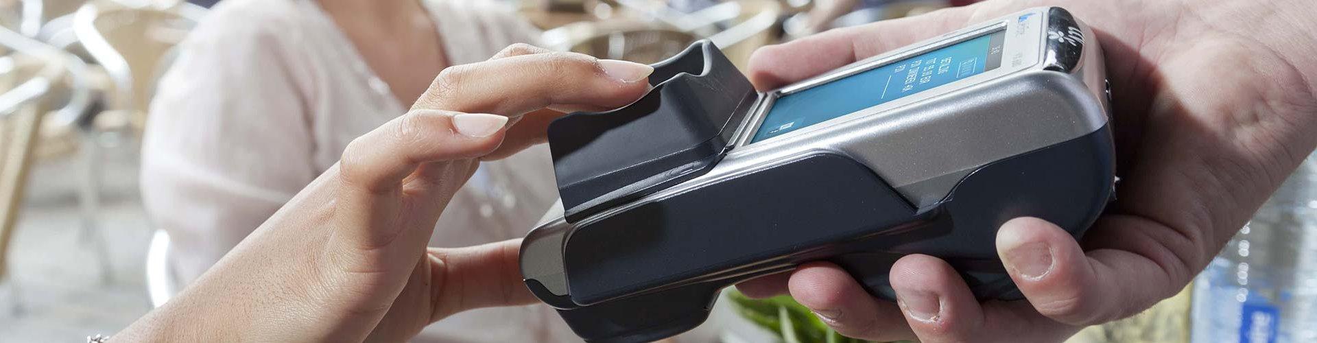 Mobiel pinnen Vx680 GPRS
