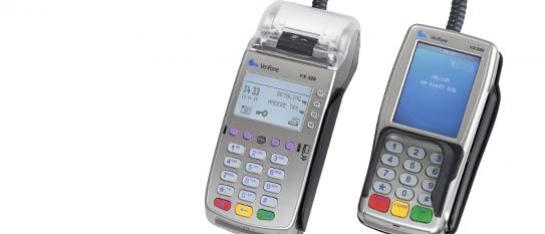 Verifone Vx520 + Vx820 dubbele pinautomaat - CCV Smart