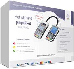 Pinpakket Vx520 + Vx820