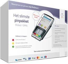Pinpakket Vx680 GPRS