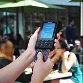 Verifone V400m mobiele pinautomaat