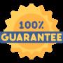 100 procent garantie