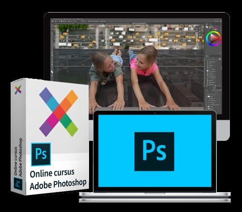 Leer Photoshop van A tot Z
