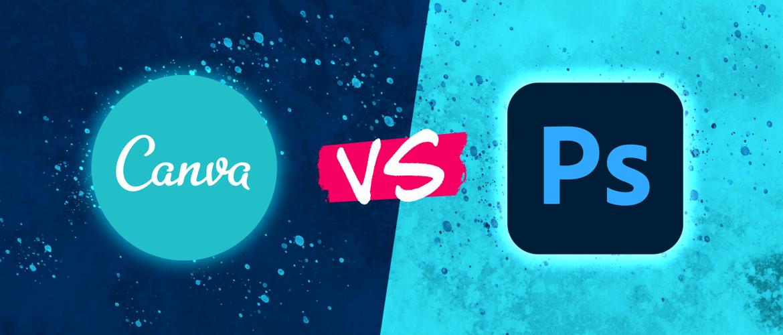 Photoshop VS Canva, zo maak je de keus