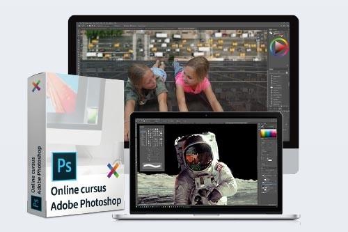 cursus photoshop voor beginners