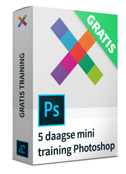gratis photoshop training voor beginners