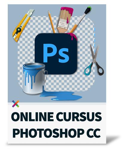Start de photoshop cursus voor beginners