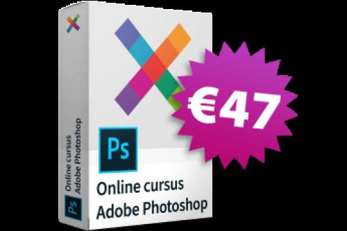 Fotoshop cursus nederlands