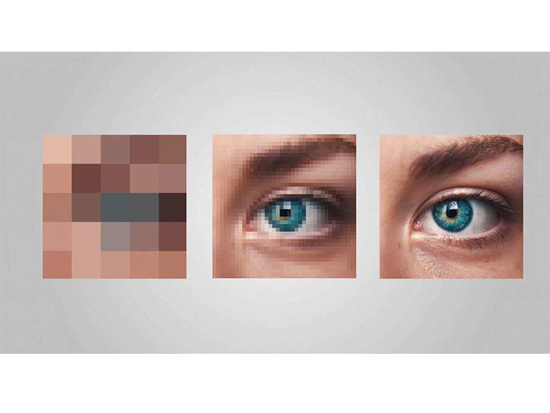 Wat zijn pixels