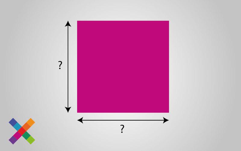 Een pixel is een blokje zonder afmeting en toont slechts één kleur