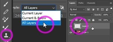fotobewerking tips voor photoshop - layers