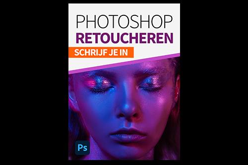 leer alles over retoucheren in photoshop