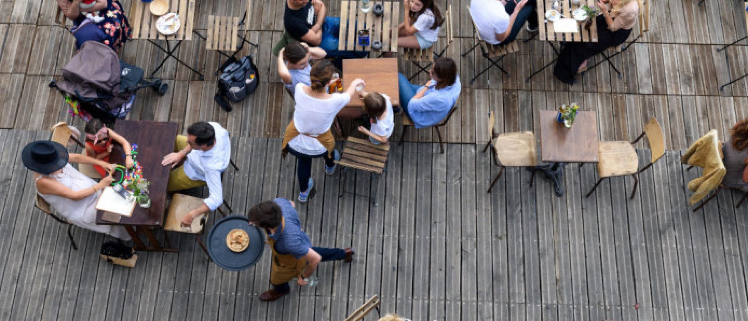 SVH biedt gratis e-learning aan voor gastvrij en winstgevend terras