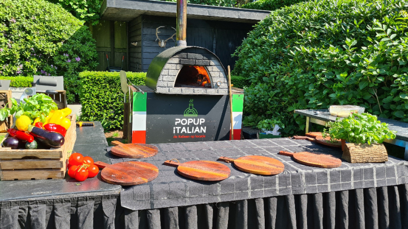 oven popup italian