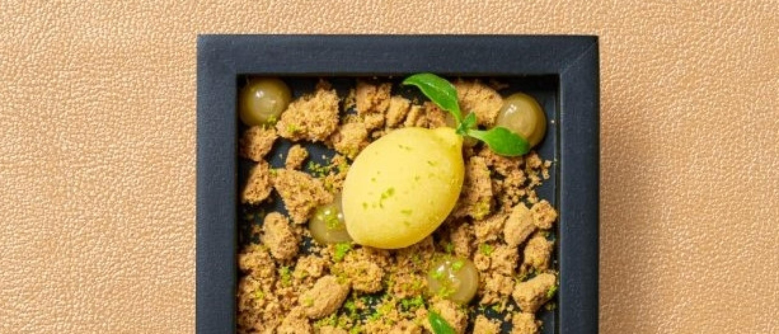 Serveer Limoncello-tjes als snackdessert