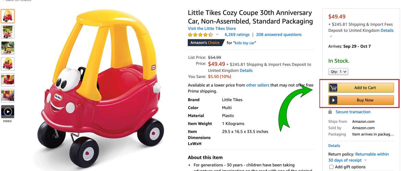 Amazon buy box: Stappenplan naar optimale conversies